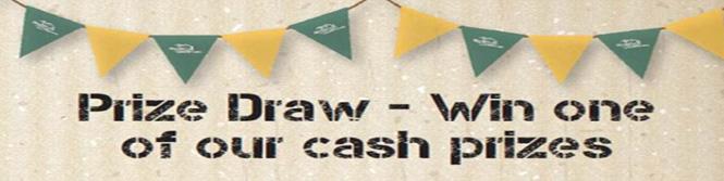 Incentive scheme - prize draw